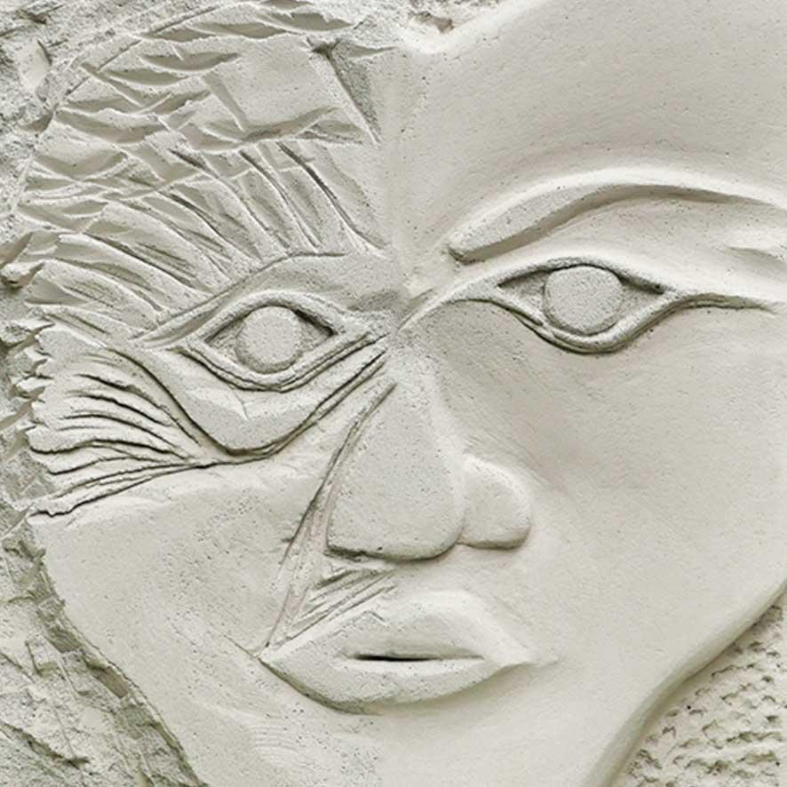 ARTEAMING -bas-relief-Crée